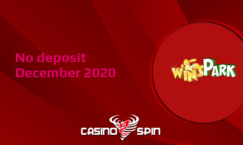Latest no deposit bonus from Wins Park Casino- 9th of December 2020
